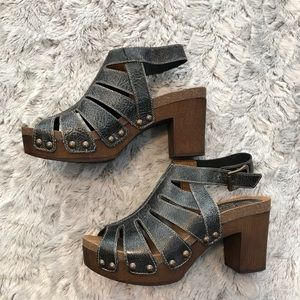 SBICCA Clogs - Vintage Collection - Size 9